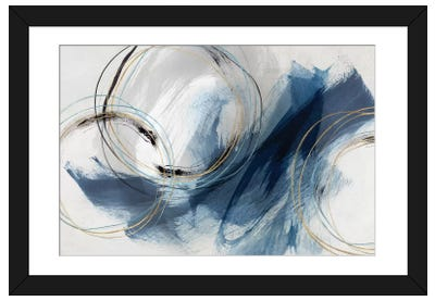 Detour   Framed Art Print