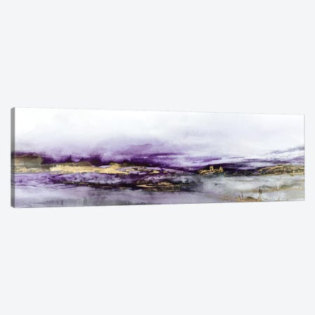 Elusive Dreams Violet Version  3-Piece Canvas #ZEE204} by Isabelle Z Canvas Print
