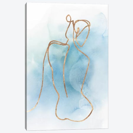 Figurative I  Canvas Print #ZEE205} by Isabelle Z Canvas Print