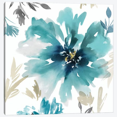 Finesse II  Canvas Print #ZEE209} by Isabelle Z Canvas Wall Art