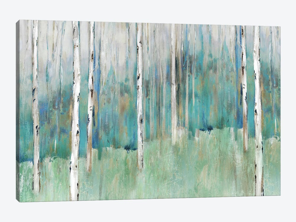 Foothills I  by Isabelle Z 1-piece Canvas Art Print
