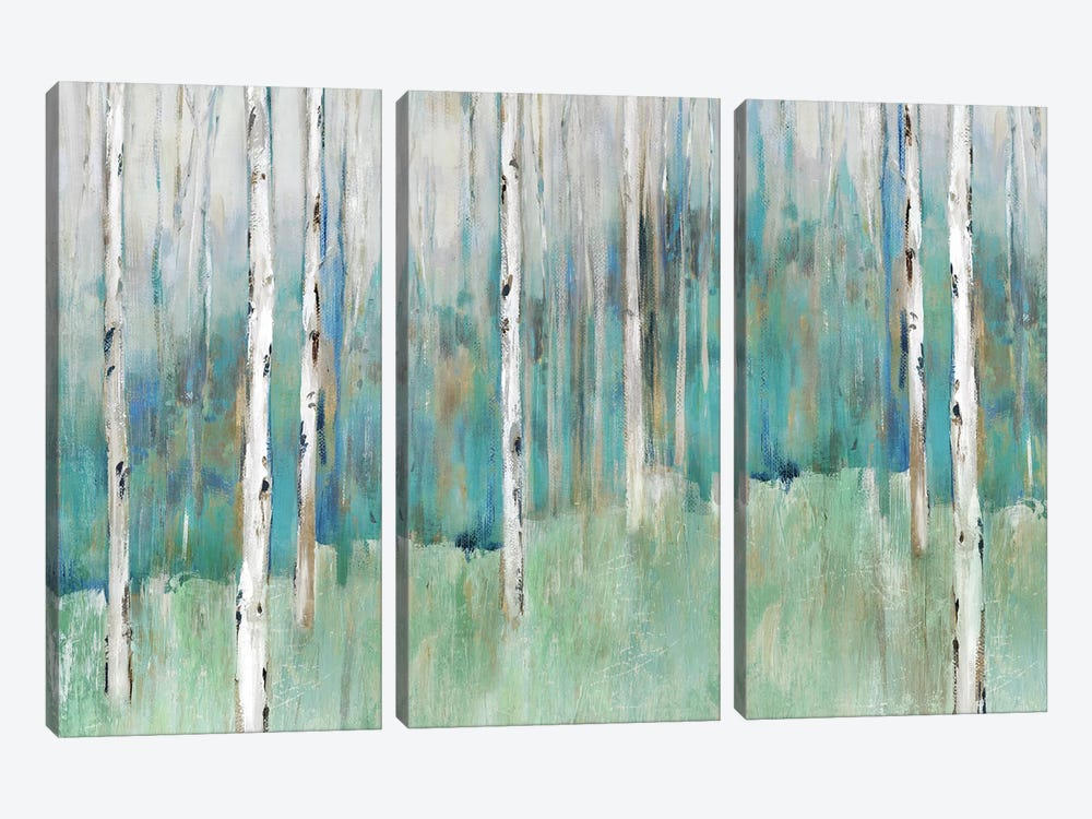 Foothills I  by Isabelle Z 3-piece Canvas Art Print