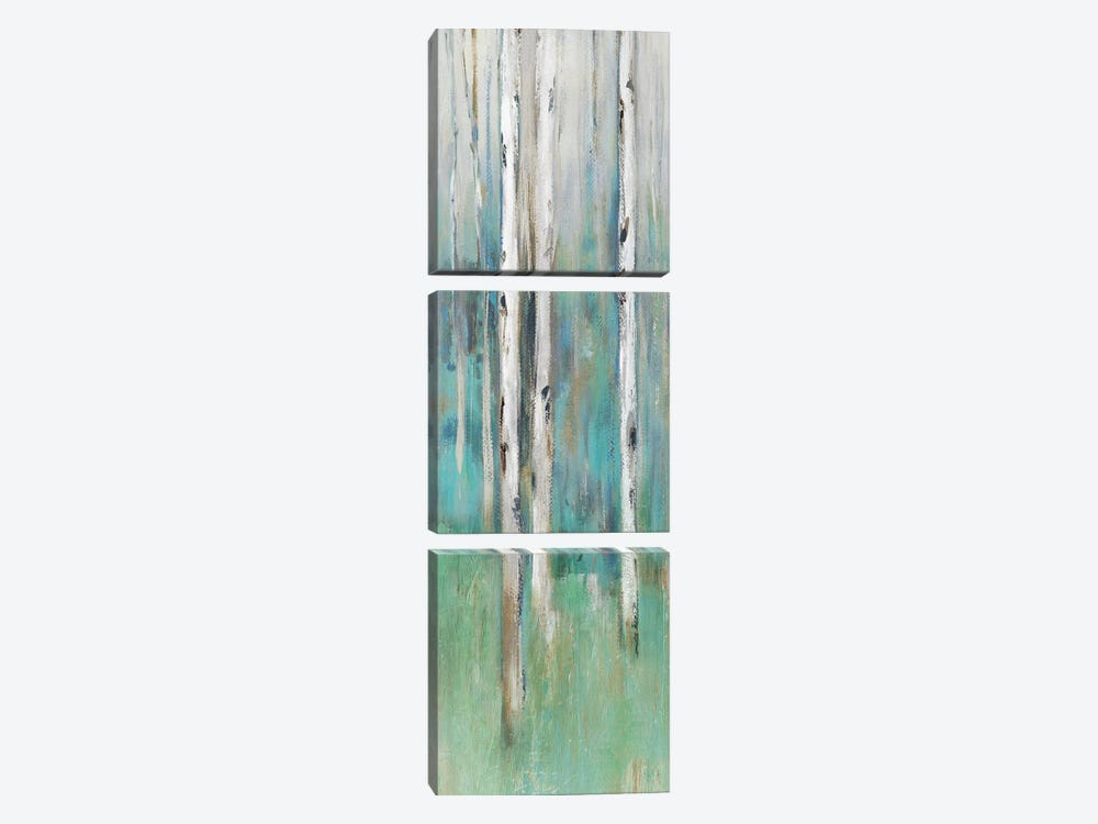 Foothills III  by Isabelle Z 3-piece Art Print
