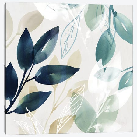 Green Sleeves I  Canvas Print #ZEE214} by Isabelle Z Canvas Wall Art