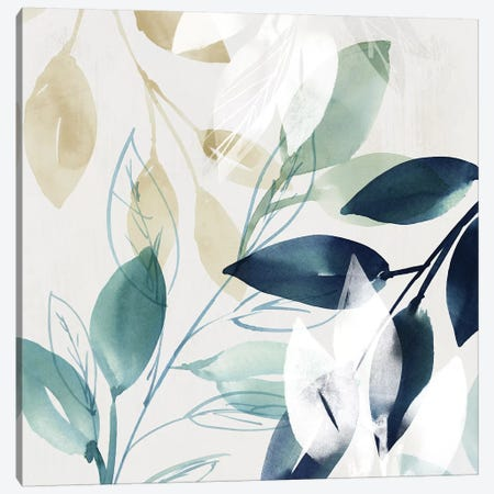 Green Sleeves II  Canvas Print #ZEE215} by Isabelle Z Canvas Artwork