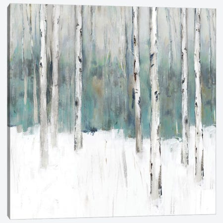 Winter's Trail III  3-Piece Canvas #ZEE221} by Isabelle Z Canvas Art
