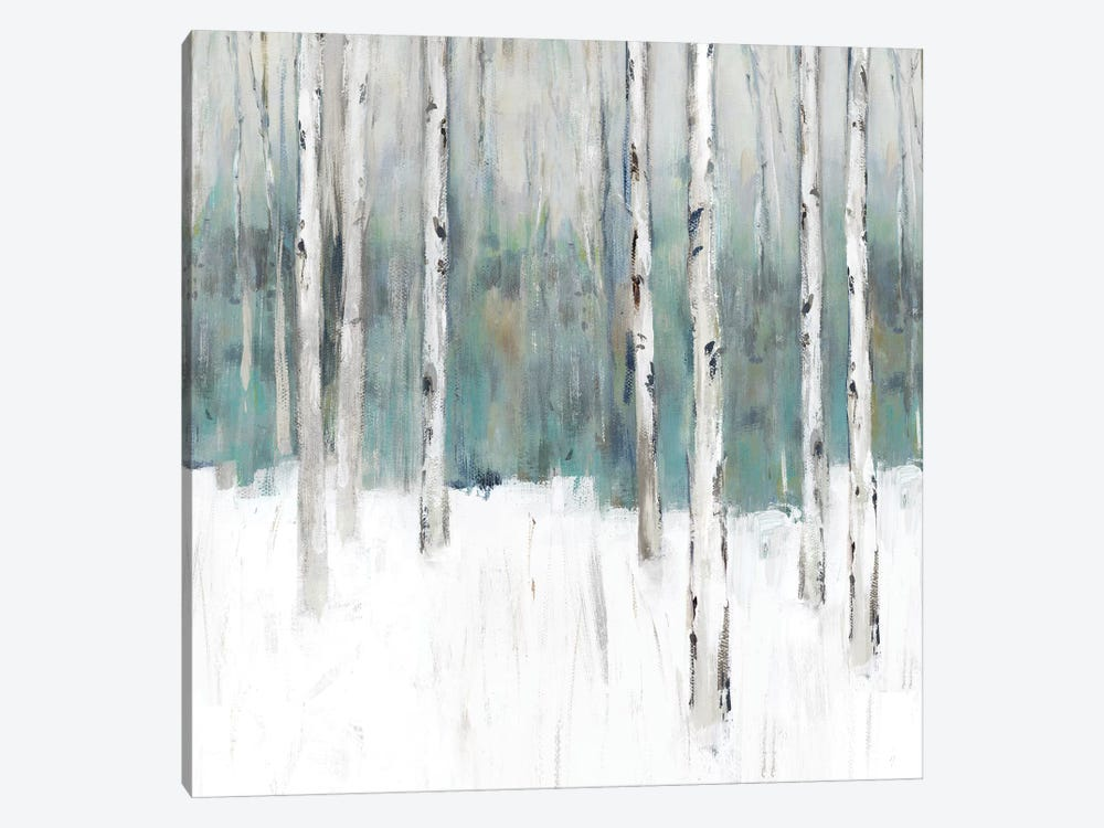 Winter's Trail III  by Isabelle Z 1-piece Canvas Artwork