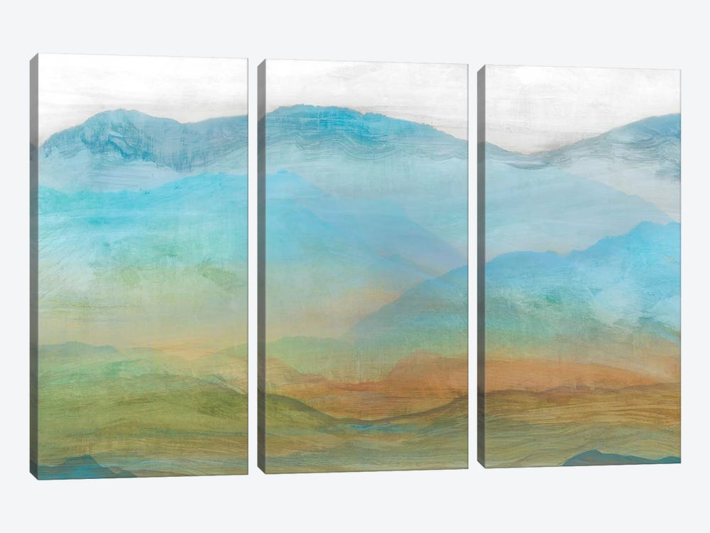 Panorama I by Isabelle Z 3-piece Canvas Art