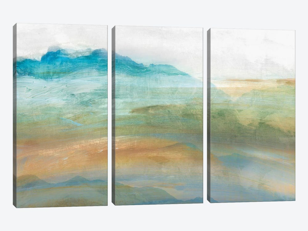 Panorama II by Isabelle Z 3-piece Canvas Art Print