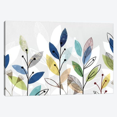 Morning Glory I Canvas Print #ZEE253} by Isabelle Z Canvas Print