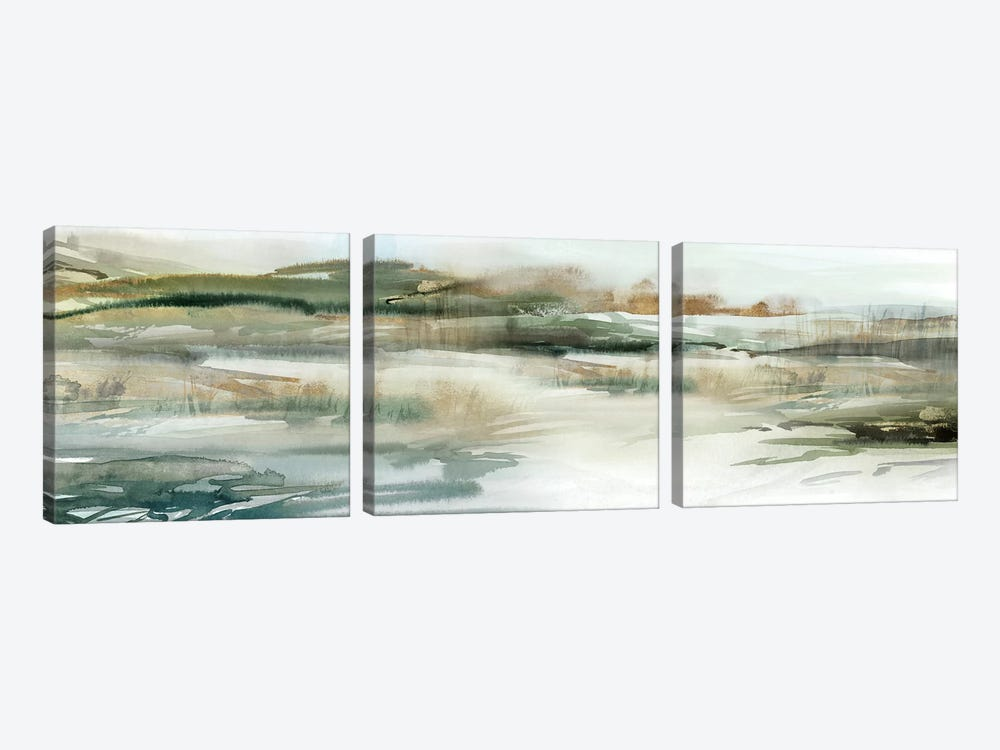 Only for a Moment by Isabelle Z 3-piece Canvas Artwork