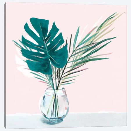 Sunday Palms  Canvas Print #ZEE267} by Isabelle Z Canvas Print