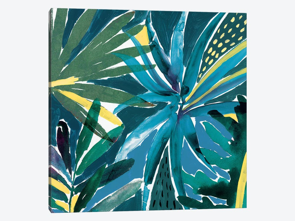 Tropical Blues  by Isabelle Z 1-piece Canvas Wall Art
