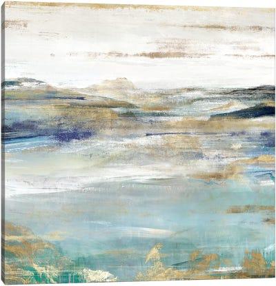 Upon a Clear I  Canvas Art Print