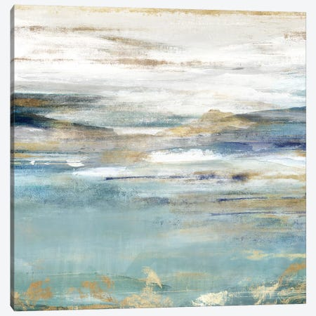 Upon a Clear II  3-Piece Canvas #ZEE272} by Isabelle Z Canvas Art Print
