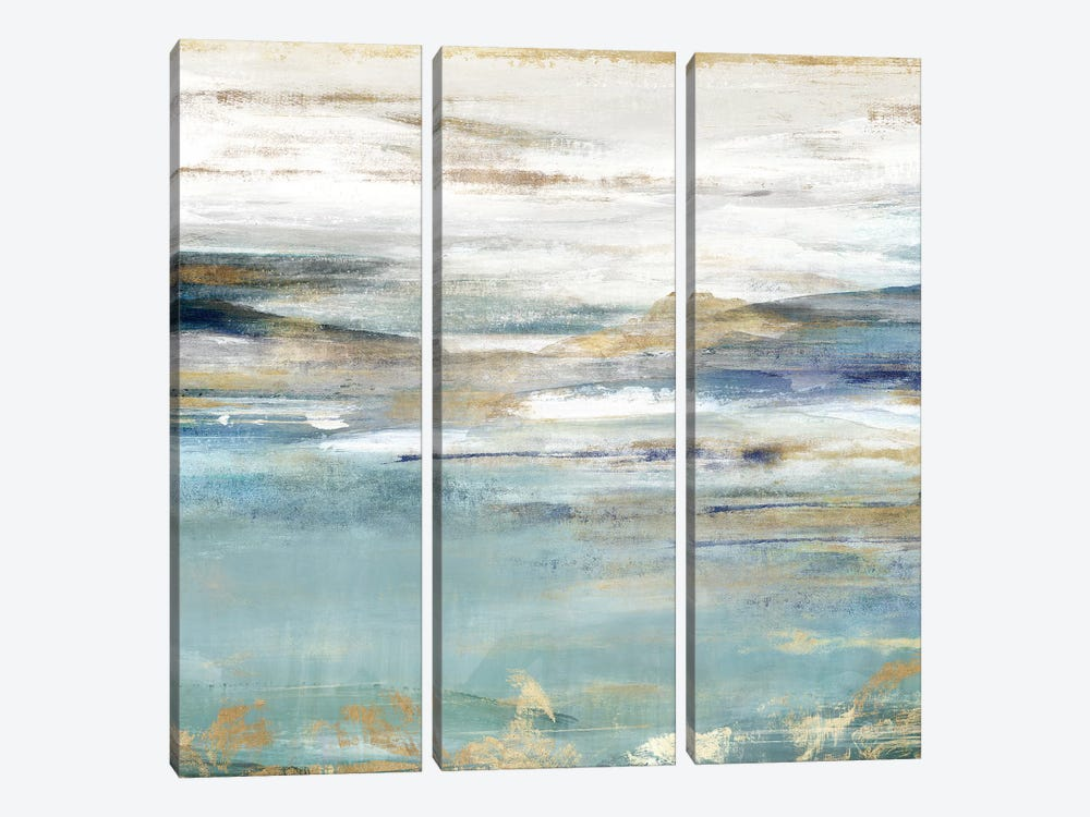 Upon a Clear II  by Isabelle Z 3-piece Canvas Wall Art