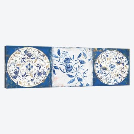 Indgio Ceramics II  Canvas Print #ZEE280} by Isabelle Z Canvas Artwork