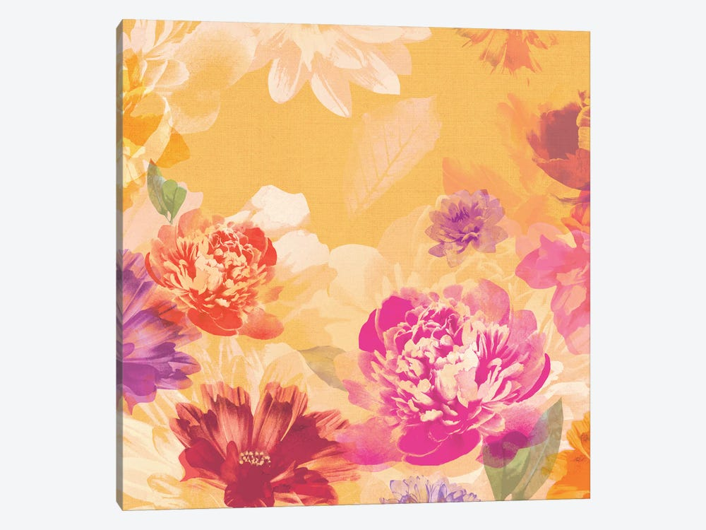 Vintage Floral I by Isabelle Z 1-piece Canvas Art