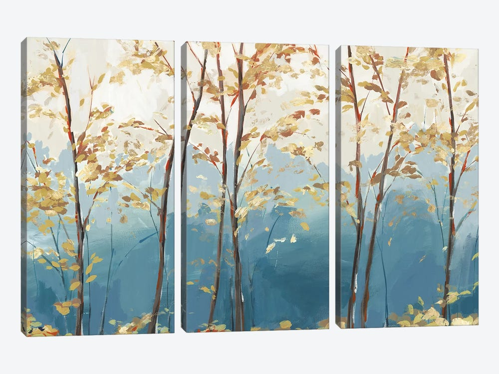 Ascent Trail  3-piece Canvas Art Print