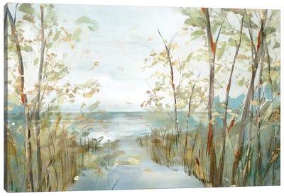 Beach Lookout  Canvas Art Print