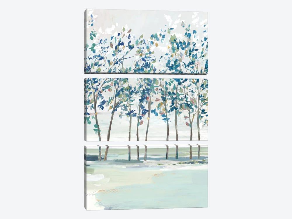 Blue Ridge I  by Isabelle Z 3-piece Canvas Print