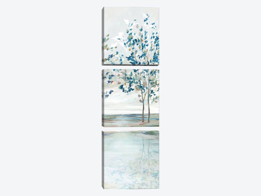 Blue Ridge II  by Isabelle Z 3-piece Canvas Art