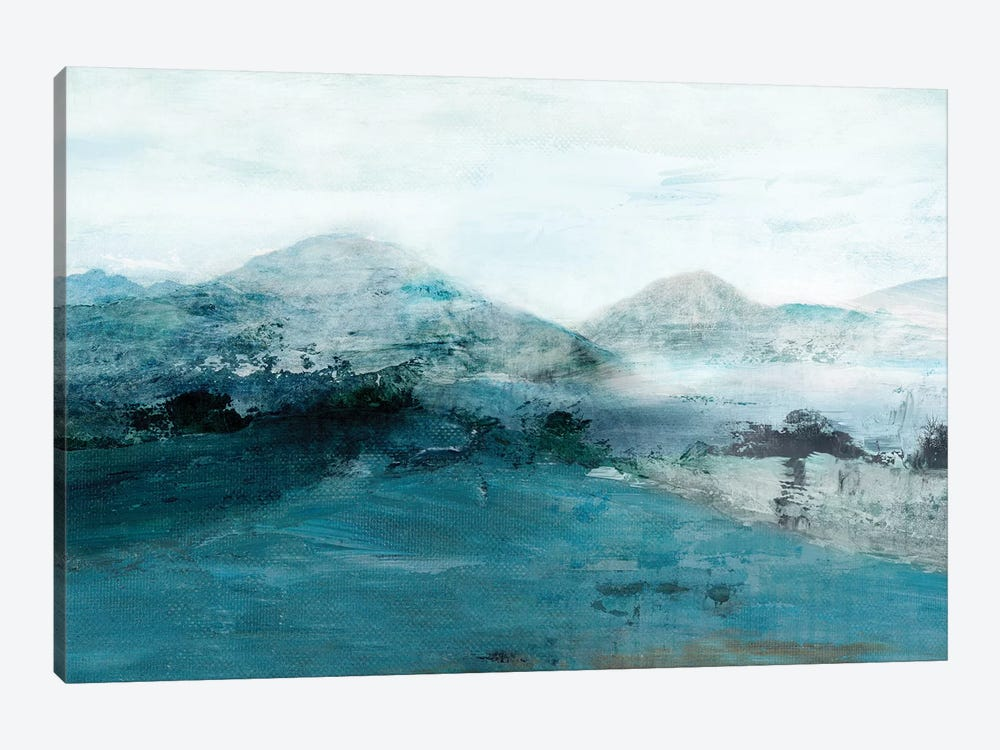 Blue Hill by Isabelle Z 1-piece Canvas Print