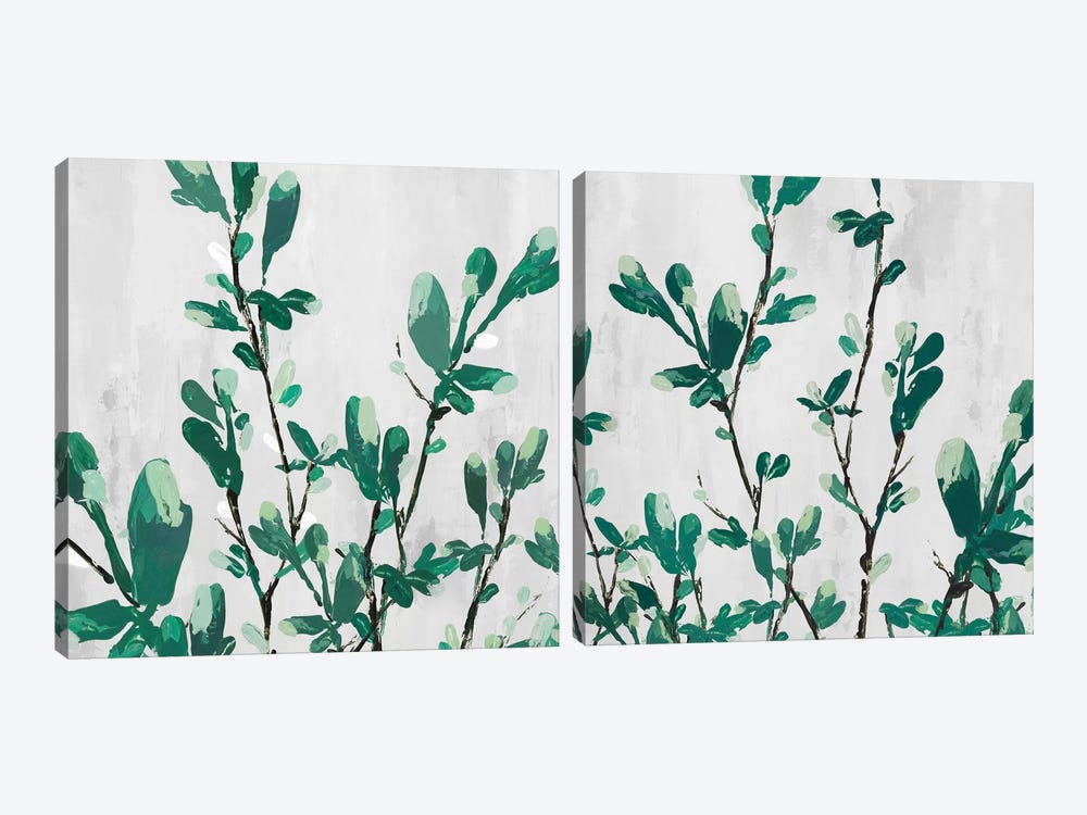 The Branch Diptych by Isabelle Z 2-piece Canvas Artwork