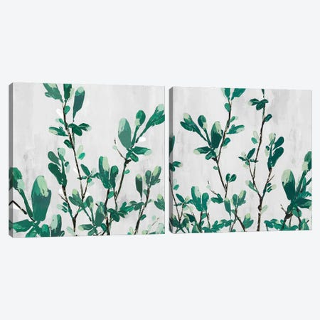 The Branch Diptych Canvas Print Set #ZEE2HSET004} by Isabelle Z Canvas Art