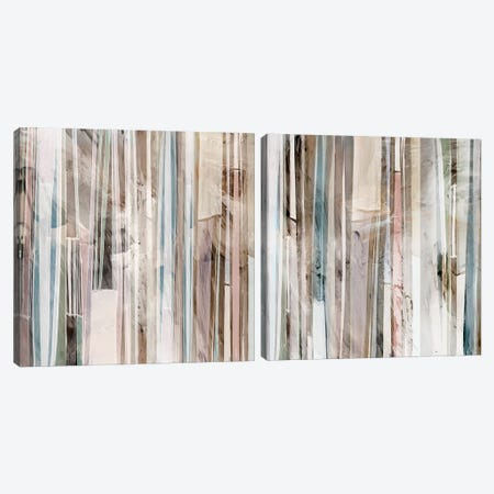 Subdued Diptych Canvas Print Set #ZEE2HSET006} by Isabelle Z Canvas Wall Art