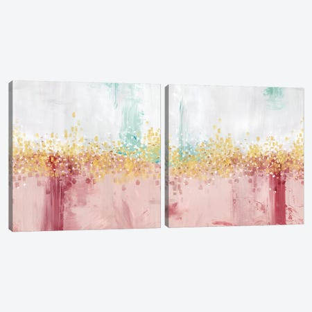 Mustn't Hurry Diptych Canvas Print Set #ZEE2HSET007} by Isabelle Z Canvas Wall Art