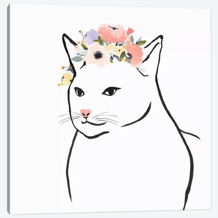Cleo I  Canvas Print #ZEE310} by Isabelle Z Canvas Art