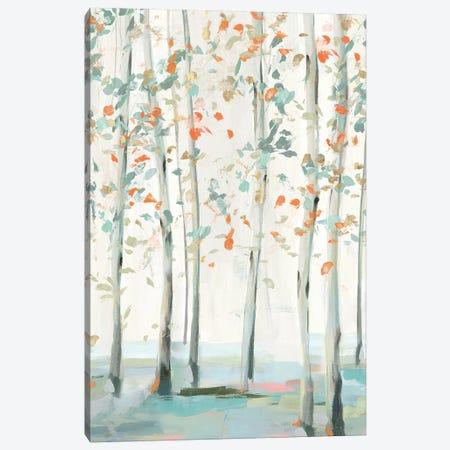 Emerald Forest II   Canvas Print #ZEE315} by Isabelle Z Art Print