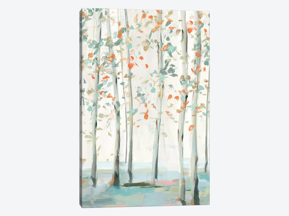 Emerald Forest II   by Isabelle Z 1-piece Canvas Wall Art