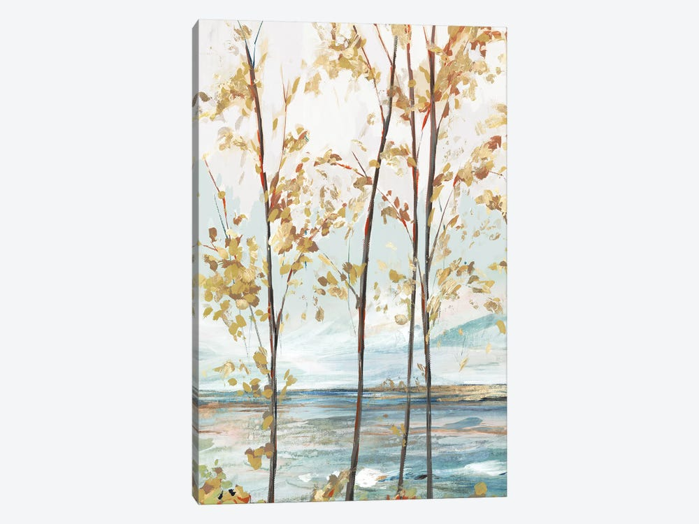 Sage Tree Forest I by Isabelle Z 1-piece Art Print