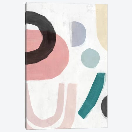 Sherbet II   Canvas Print #ZEE350} by Isabelle Z Canvas Artwork