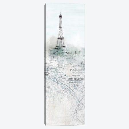 Soir De Paris I  Canvas Print #ZEE351} by Isabelle Z Canvas Artwork