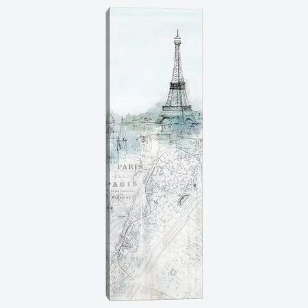 Soir De Paris II   Canvas Print #ZEE352} by Isabelle Z Canvas Art