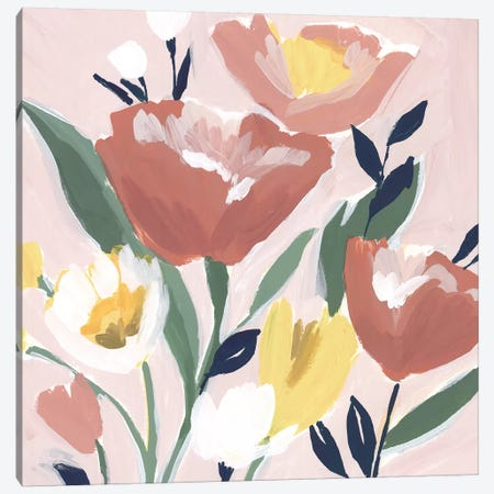 Summer Fresh  Canvas Print #ZEE357} by Isabelle Z Art Print