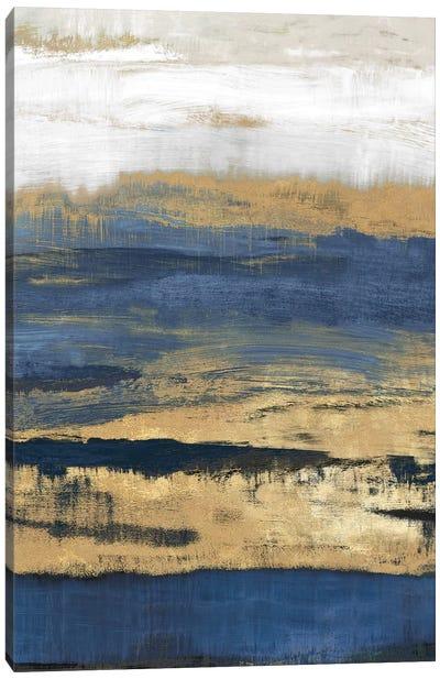 At Dusk Canvas Art Print