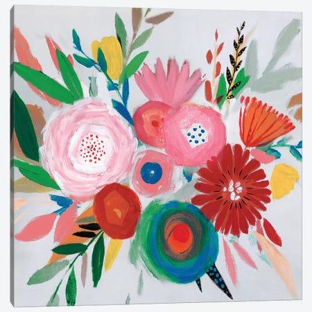 Circular Color Palette II Canvas Print #ZEE36} by Isabelle Z Canvas Art Print