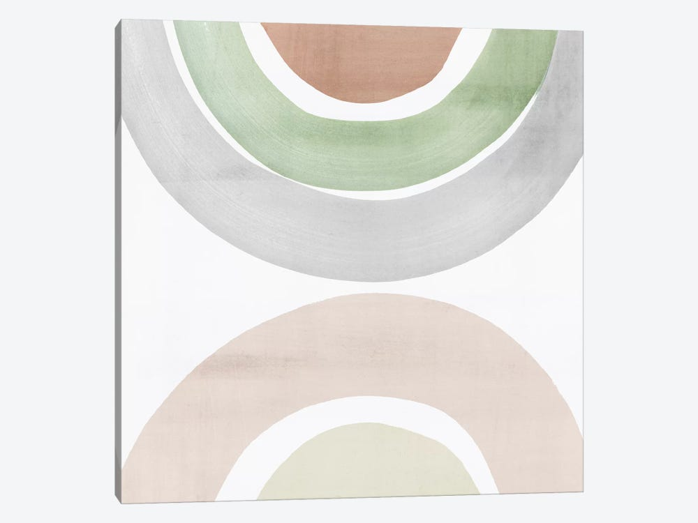 Bend of Colors II by Isabelle Z 1-piece Canvas Artwork