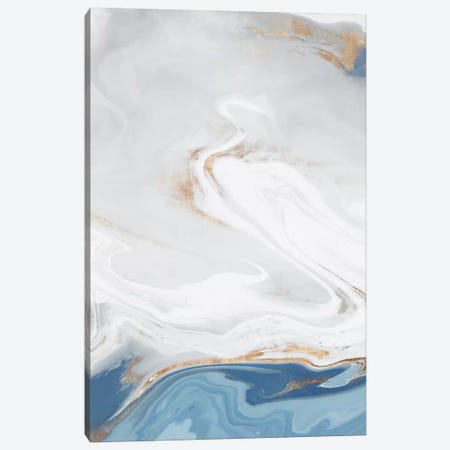Blue Velour II Canvas Print #ZEE379} by Isabelle Z Canvas Wall Art