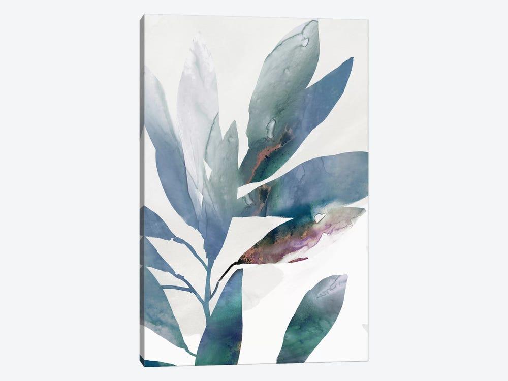 Indigo Sprig I by Isabelle Z 1-piece Canvas Art Print