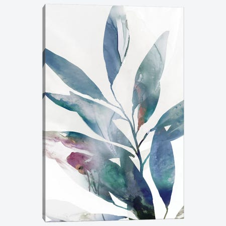 Indigo Sprig II Canvas Print #ZEE395} by Isabelle Z Canvas Print