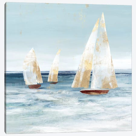 Mainsail Canvas Print #ZEE401} by Isabelle Z Canvas Art