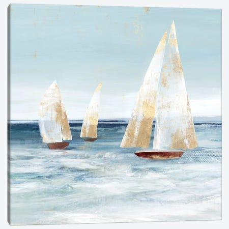 Mainsail Canvas Print #ZEE401} by Isabelle Z Canvas Art