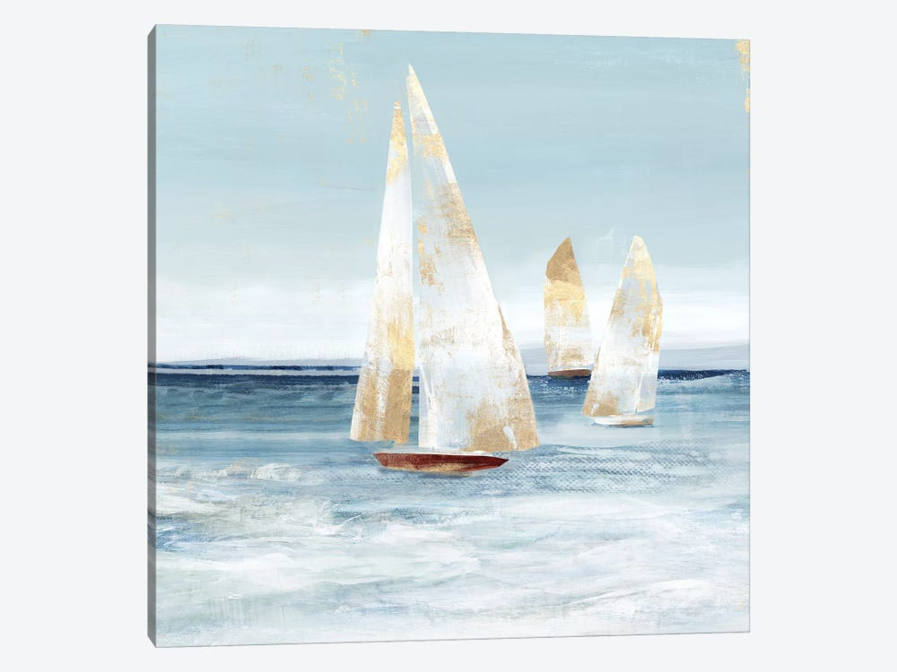 Mainsail II by Isabelle Z 1-piece Canvas Art Print