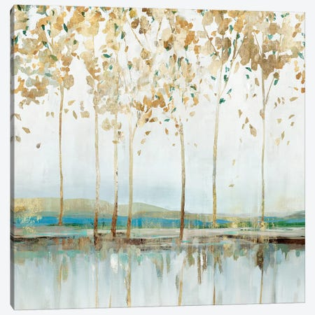 River Breath I Canvas Print #ZEE408} by Isabelle Z Canvas Wall Art