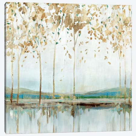 River Breath II 3-Piece Canvas #ZEE409} by Isabelle Z Canvas Wall Art